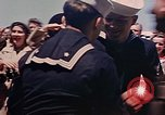 Image of USS Philippine Sea San Francisco California USA, 1951, second 8 stock footage video 65675054073
