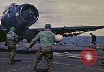 Image of USS Philippine Sea Korea, 1951, second 12 stock footage video 65675054085
