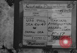 Image of USS Philippine Sea Sea of Japan, 1950, second 4 stock footage video 65675054090