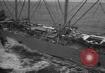 Image of USS Philippine Sea Sea of Japan, 1950, second 5 stock footage video 65675054090