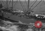 Image of USS Philippine Sea Sea of Japan, 1950, second 6 stock footage video 65675054090