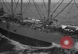 Image of USS Philippine Sea Sea of Japan, 1950, second 7 stock footage video 65675054090