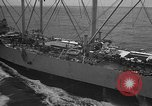 Image of USS Philippine Sea Sea of Japan, 1950, second 8 stock footage video 65675054090
