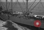 Image of USS Philippine Sea Sea of Japan, 1950, second 9 stock footage video 65675054090