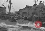 Image of USS Philippine Sea Sea of Japan, 1950, second 8 stock footage video 65675054092