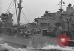Image of USS Philippine Sea Sea of Japan, 1950, second 9 stock footage video 65675054092