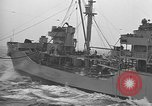 Image of USS Philippine Sea Sea of Japan, 1950, second 11 stock footage video 65675054092