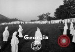 Image of KKK Atlanta Georgia USA, 1935, second 3 stock footage video 65675054109
