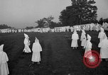 Image of KKK Atlanta Georgia USA, 1935, second 11 stock footage video 65675054109