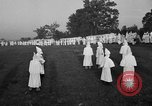 Image of KKK Atlanta Georgia USA, 1935, second 12 stock footage video 65675054109