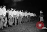Image of Ku Klux Klan field ceremony Atlanta Georgia USA, 1935, second 2 stock footage video 65675054110