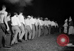 Image of Ku Klux Klan field ceremony Atlanta Georgia USA, 1935, second 3 stock footage video 65675054110