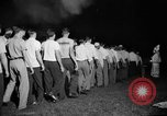 Image of Ku Klux Klan field ceremony Atlanta Georgia USA, 1935, second 5 stock footage video 65675054110