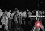 Image of Ku Klux Klan field ceremony Atlanta Georgia USA, 1935, second 12 stock footage video 65675054110