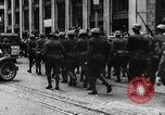 Image of Seamen and Longshoremen striking San Francisco California USA, 1934, second 5 stock footage video 65675054115