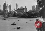 Image of Central Park New York City USA, 1948, second 6 stock footage video 65675054119
