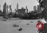 Image of Central Park New York City USA, 1948, second 8 stock footage video 65675054119
