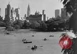 Image of Central Park New York City USA, 1948, second 9 stock footage video 65675054119