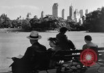 Image of Central Park New York City USA, 1948, second 10 stock footage video 65675054119