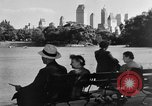 Image of Central Park New York City USA, 1948, second 11 stock footage video 65675054119