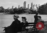 Image of Central Park New York City USA, 1948, second 12 stock footage video 65675054119