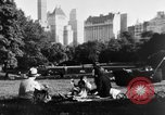 Image of Families at Central Park Zoo New York City USA, 1948, second 1 stock footage video 65675054120