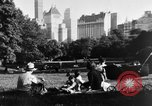 Image of Families at Central Park Zoo New York City USA, 1948, second 2 stock footage video 65675054120