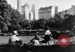 Image of Families at Central Park Zoo New York City USA, 1948, second 5 stock footage video 65675054120