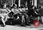 Image of Families at Central Park Zoo New York City USA, 1948, second 6 stock footage video 65675054120