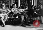 Image of Families at Central Park Zoo New York City USA, 1948, second 8 stock footage video 65675054120