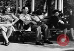 Image of Families at Central Park Zoo New York City USA, 1948, second 10 stock footage video 65675054120