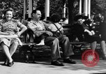 Image of Families at Central Park Zoo New York City USA, 1948, second 11 stock footage video 65675054120