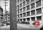 Image of Tobacco factory Richmond Virginia USA, 1939, second 4 stock footage video 65675054127