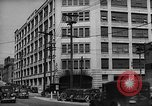 Image of Tobacco factory Richmond Virginia USA, 1939, second 7 stock footage video 65675054127