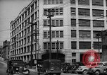 Image of Tobacco factory Richmond Virginia USA, 1939, second 8 stock footage video 65675054127