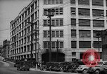 Image of Tobacco factory Richmond Virginia USA, 1939, second 10 stock footage video 65675054127