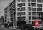 Image of Tobacco factory Richmond Virginia USA, 1939, second 11 stock footage video 65675054127