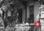 Image of residential houses Charleston South Carolina USA, 1939, second 6 stock footage video 65675054130