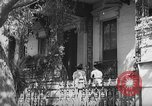 Image of residential houses Charleston South Carolina USA, 1939, second 8 stock footage video 65675054130