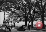 Image of Battery Park Charleston South Carolina USA, 1939, second 7 stock footage video 65675054131