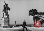 Image of Battery Point statue Charleston South Carolina USA, 1939, second 5 stock footage video 65675054132