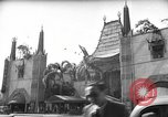Image of Chinese Theater Hollywood Los Angeles California USA, 1939, second 2 stock footage video 65675054136