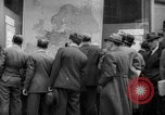 Image of war map New York City USA, 1940, second 3 stock footage video 65675054140