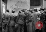 Image of war map New York City USA, 1940, second 5 stock footage video 65675054140