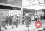 Image of newspaper stalls New York City USA, 1940, second 1 stock footage video 65675054141