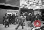 Image of newspaper stalls New York City USA, 1940, second 4 stock footage video 65675054141