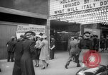 Image of newspaper stalls New York City USA, 1940, second 5 stock footage video 65675054141