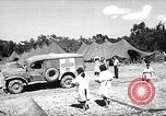 Image of hospital truck Okinawa Ryukyu Islands, 1955, second 1 stock footage video 65675054148