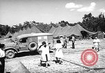 Image of hospital truck Okinawa Ryukyu Islands, 1955, second 2 stock footage video 65675054148