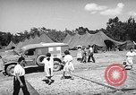 Image of hospital truck Okinawa Ryukyu Islands, 1955, second 3 stock footage video 65675054148
